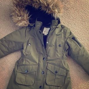 Toddler Diesel coat
